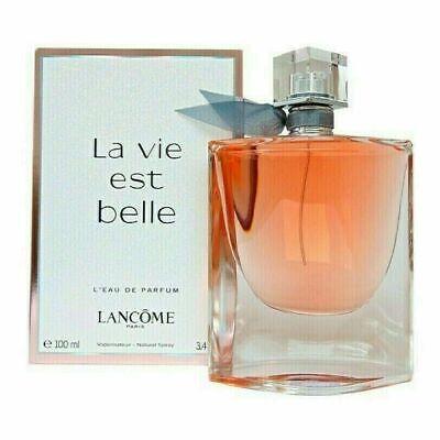 La Vie Est Belle Perfume by Lancome 3.4 oz L'EDP Spray Women's -- NEW SEALED BOX
