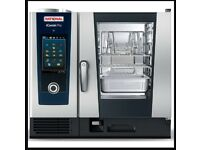 Rational iCombi Pro Combi Oven ICP 6-1/1/Gas