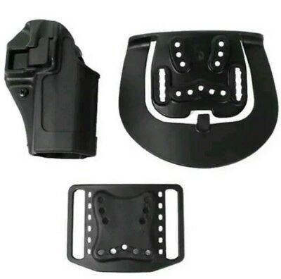 BlackHawk Authentic Polymer Serpa CQC Concealment Holster for Various Handguns