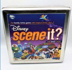 Disney Scene It - Collectors Item