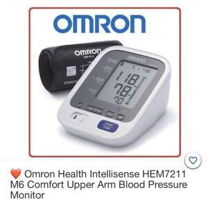 Blood Pressure Monitor - OMRON 7211
