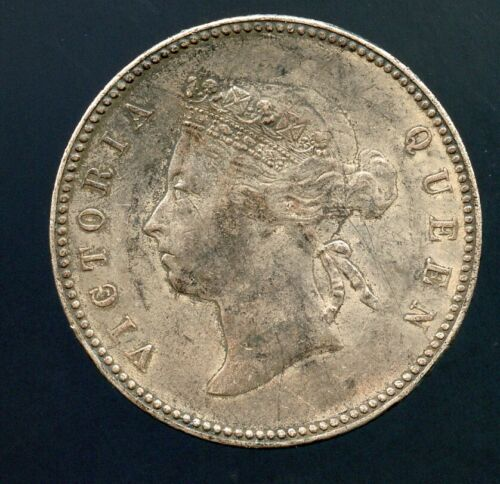 Hong Kong Queen Victoria silver 50 cents 1894  China