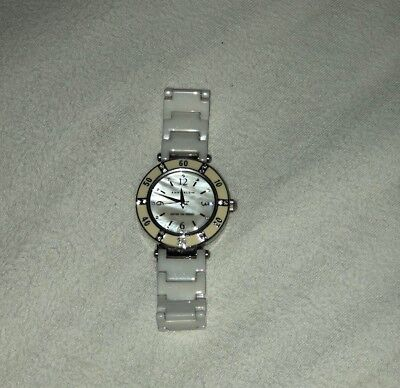 anne klein ceramic watch