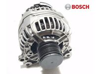 BOSCH NEW-RM COMPLETE 140AMPS VW/AUDI/SEAT/SKODA ALTERNATOR