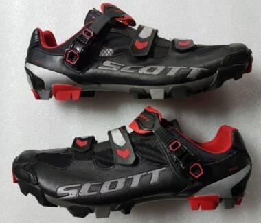 Scott Team Carbon MTB Shoes. As new. Size: US 13, EUR 48