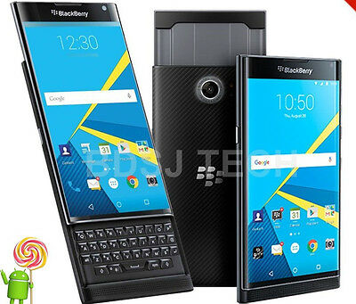 BlackBerry Priv 32GB 4G LTE FACTORY UNLOCKED GSM ANDROID STV100-1 OPEN
