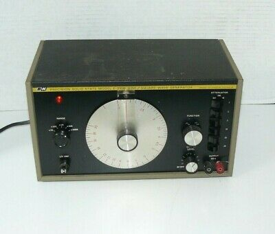 Bk Precision Solid State Model E-310b Sine Square Wave Generator