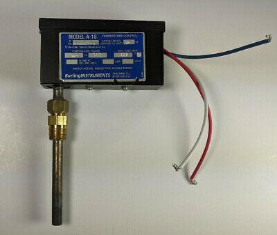 Burling Instruments A-1s Temperature Control 3 Temp Range 35-1300