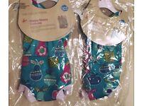 Splash About & Happy Nappy swimming costume & Mio SwimNappy *Compulsory4 most baby swim lessons*