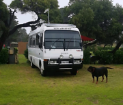 Mitsubishi motorhome Wayville Unley Area Preview