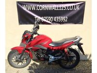 Honda CB 125 F 125cc 2015 Learner Legal Just Serviced Great Condition