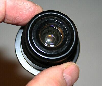 Compound Microscope Darkfield Condenser Adaptor Fisher Or Other