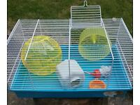 Hamster/Small Pet Cage