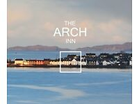 Chef de Partie and Commis Chef - The Arch Inn, Ullapool, NW Highlands