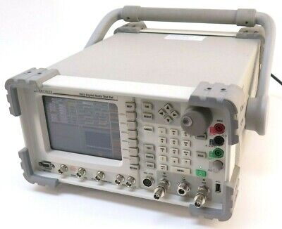 Aeroflex 3920 Ifr Digital Radio Test Set W Opts 050 056 057 061 200 201 202...