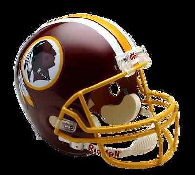 ins Full Size Replica Football Helmet Riddell (Nfl Football Kostüme)