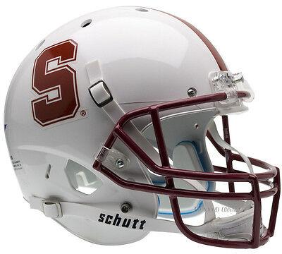 Stanford Cardinal Schutt Xp Full Size Replica Football Helmet