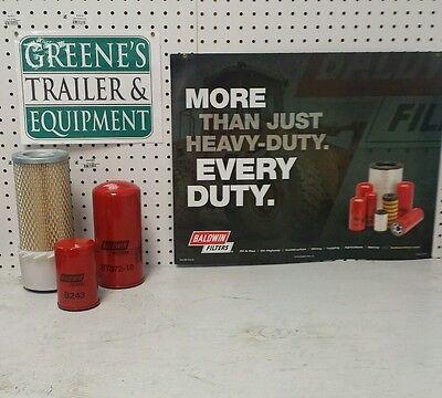 Hustler 4500 Tractor Filters Wford Eng.
