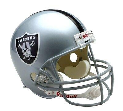 Raiders Helmet (OAKLAND RAIDERS Full Size Replica)