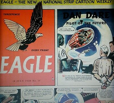 EAGLE COMICS RETRO VINTAGE COMICS ON DVD (Disc 1)