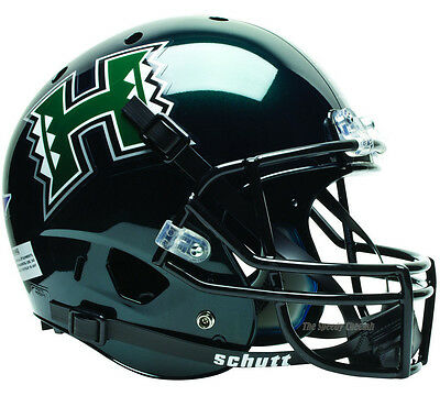 (HAWAII RAINBOW WARRIORS SCHUTT XP FULL SIZE REPLICA FOOTBALL HELMET)