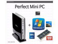 Zotac ZBOX NANO ID18 mini Desktop PC - HDMI