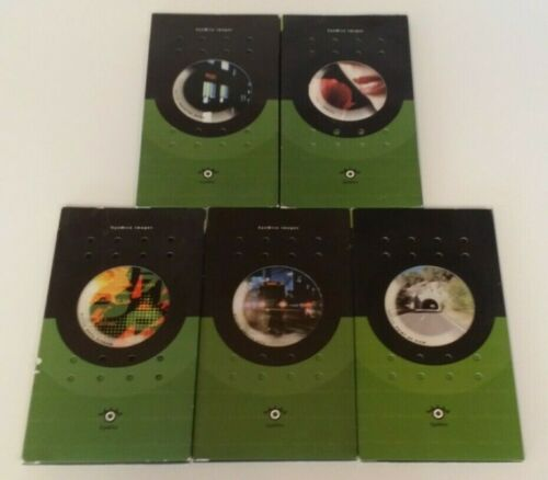 Eyeware Images - Lot of Five 2-disc Set