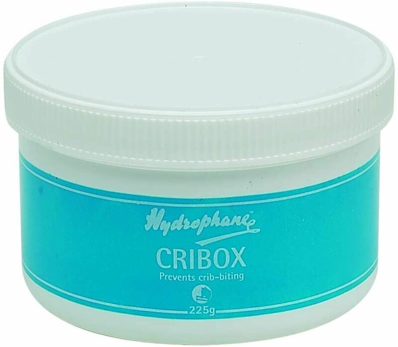 Hydrophane Cribox Ointment Prevents Crib Biting for Horse - 225 g