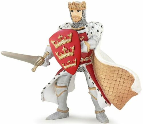 KING ARTHUR 39950 ~ FREE SHIP/USA w/ $25.+ Papo Figurines