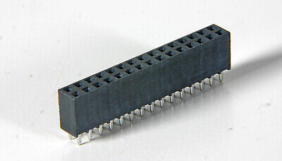 Pcb Header Connector - 30pin - 30 Pieces