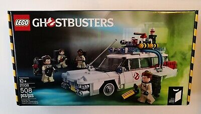LEGO Ideas Ghostbusters Ecto-1 (21108) - New and Unopened