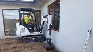 Kennyz  Dirtworx mini excavation Bungendore Queanbeyan Area Preview