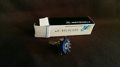 Motorola Rotary Switch 4080191g02