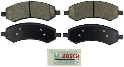Disc Brake Pad Set-Crew Cab Pickup Front Bosch BE1084