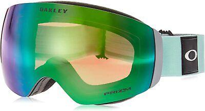 Oakley-Flight Deck XM Snow Goggles, Blocked Out Jasmine-Prizm Snow Jade Iridium