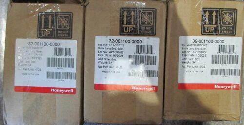 NEW 12 Honeywell 32-001100-0000 8oz Sperian Water Additive For Eyewash Station