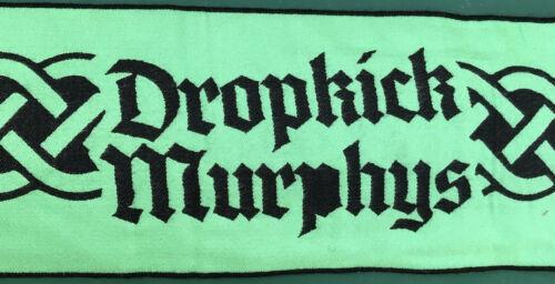 "Magic Hat.. Drop Kick Murphys Tapestry 58"" x 9"" Bar Room Hero Black and Green!!"