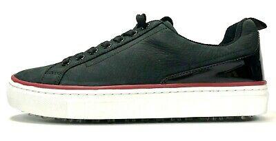 G/FORE Heel Cap Disruptor Bubba Watson Golf Shoes Black White Red Mens Sz 8 NIB