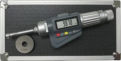 3-point Internal Micrometer Hole Bore Gauge Gage 0.315-0.4  0.000050.001mm