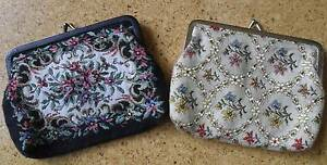 Vintage Tapestry Style Evening Bags Balwyn North Boroondara Area Preview