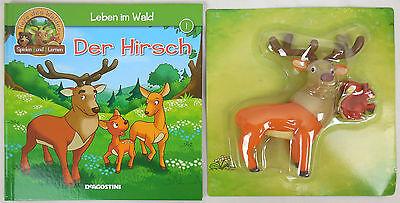 Deagostini Tiere des Waldes 1