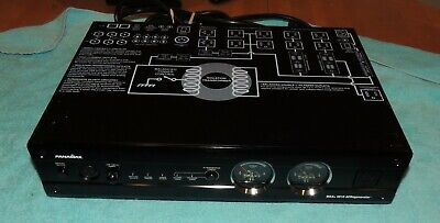Panamax MAX 5510 AC Regenerator Home Theater Power Conditioner **TESTED NICE**