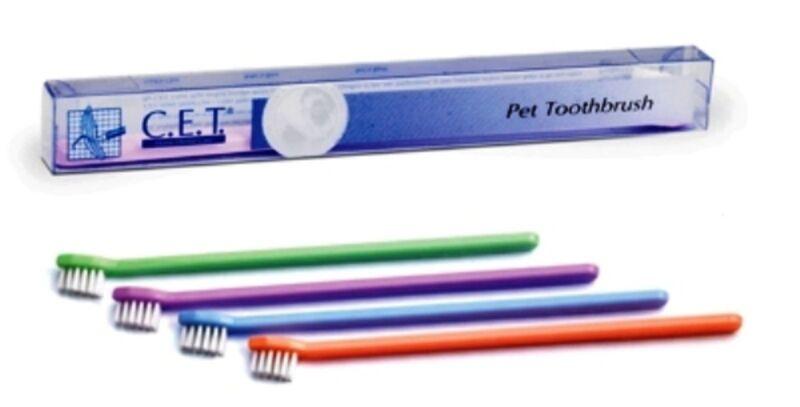 CET Pet Toothbrush
