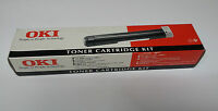 Oki Toner Cartridge Kit Original Ol400 / Ol600 / Ol810 / Okipage 6 / Okifax 1000 -  - ebay.es
