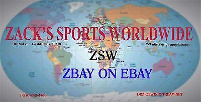 Zack's Sports Worldwide Zbay