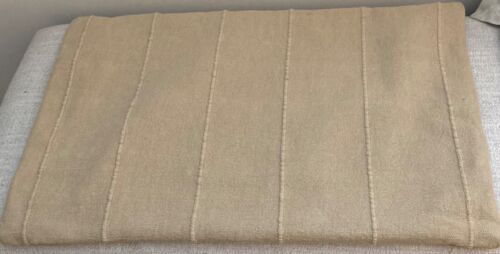 Pottery Barn Mudcloth Flax Lumbar Pillow Cover - Neutral - 16x26 - Pre-Owned