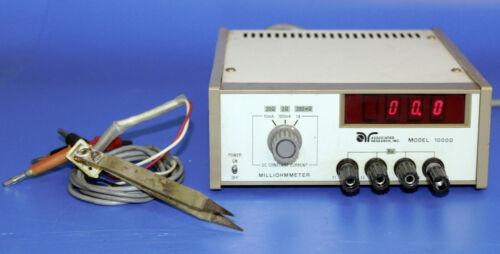 Associated Research 1000D Digital Low Resistance Ohmmeter