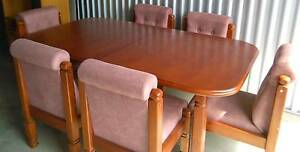 6 Piece Dining Suite Nowra Nowra-Bomaderry Preview