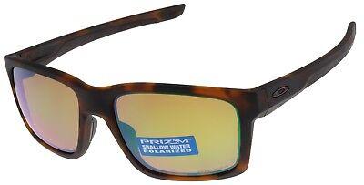 Oakley Mainlink Sunglasses OO9264-22 Tortoise | Prizm Shallow Water Polarized