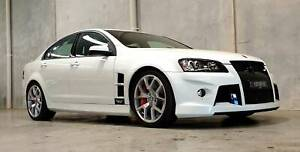 2009 HSV W427 - 7 LITRE V8 - 6 SPEED MANUAL - BUILD 137 - ONLY 334KMS South Lake Cockburn Area Preview
